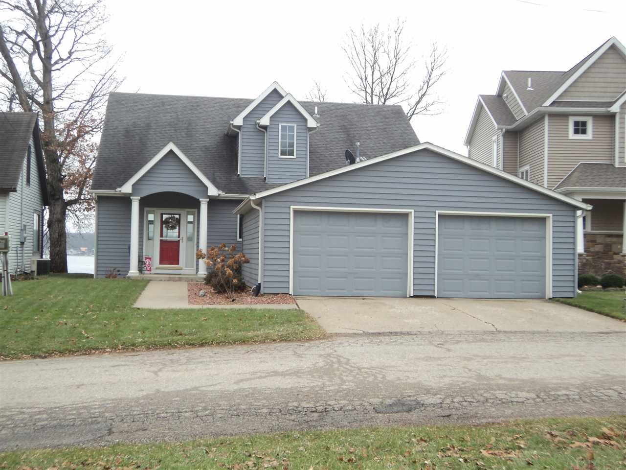3911 W Sycamore Beach Road, Angola, IN 46703