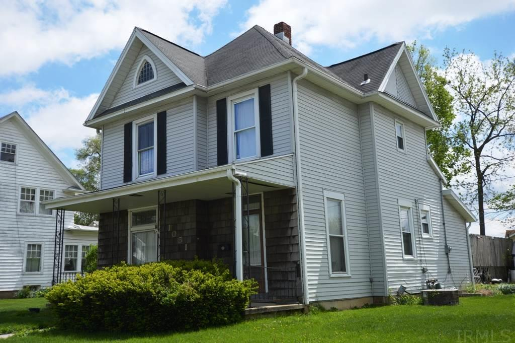 1051 E CLINTON ST., Frankfort, IN 46041