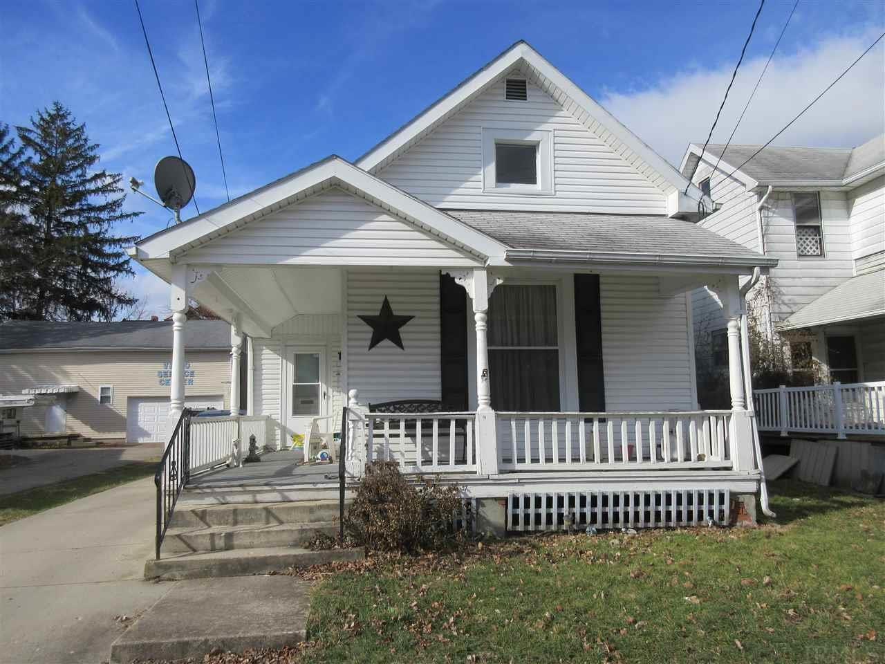 317 N 12th St, New Castle, IN 47362