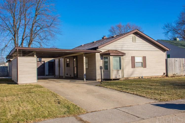1165 Dennis, South Bend, IN 46614