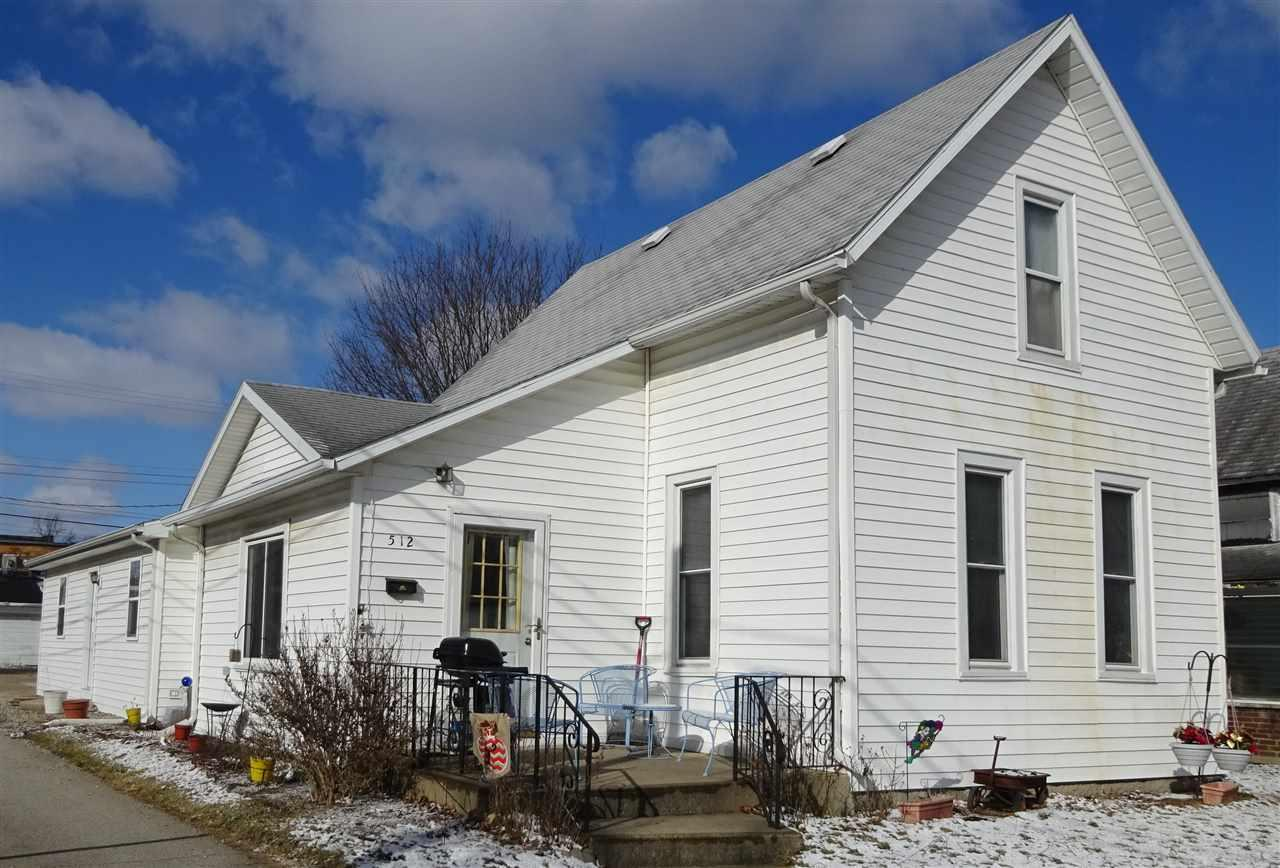 512 Madison Street, Rochester, IN 46975