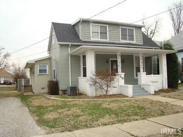 510 N Second Street, Boonville, IN 47601