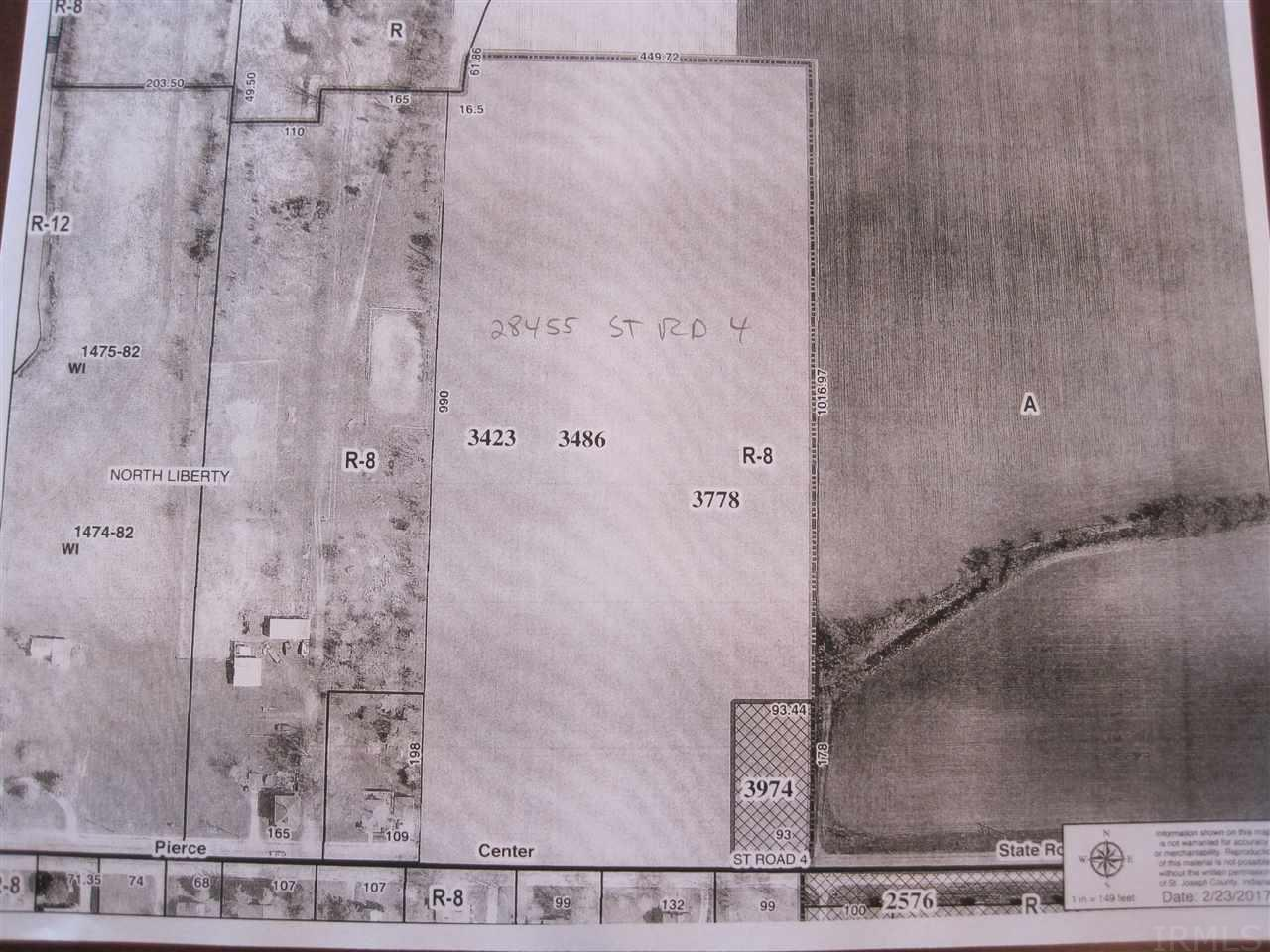 28455 State Road 4, North Liberty, IN 46554