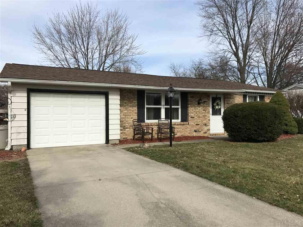 6819 Curwood Drive, Fort Wayne, IN 46815