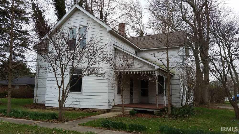 305 E Lafayette, Pine Village, IN 47975