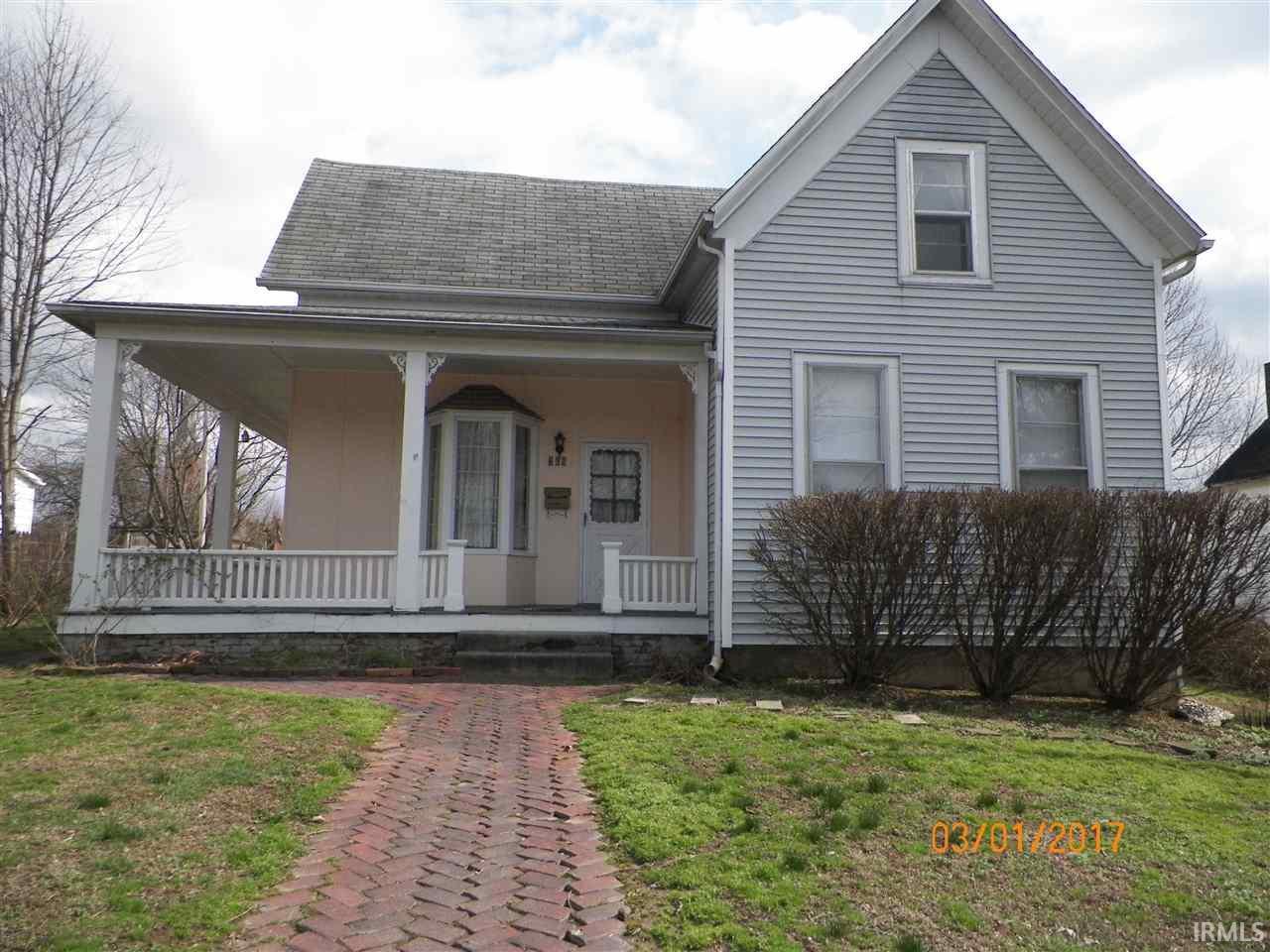 309 N Van Buren Street, Huntingburg, IN 47542