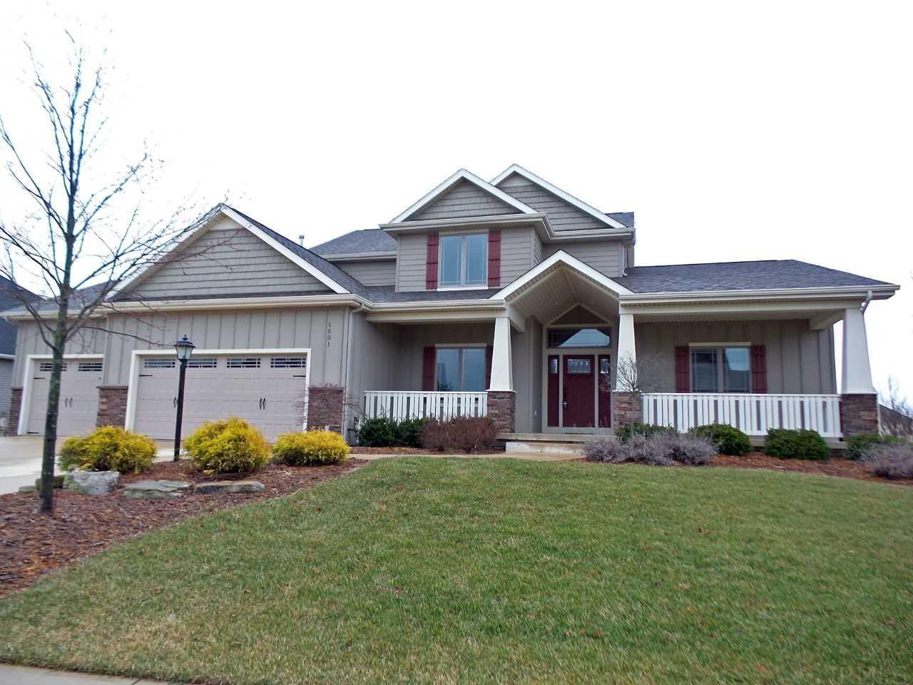 1531 Waxwing Court, Fort Wayne, IN 46814