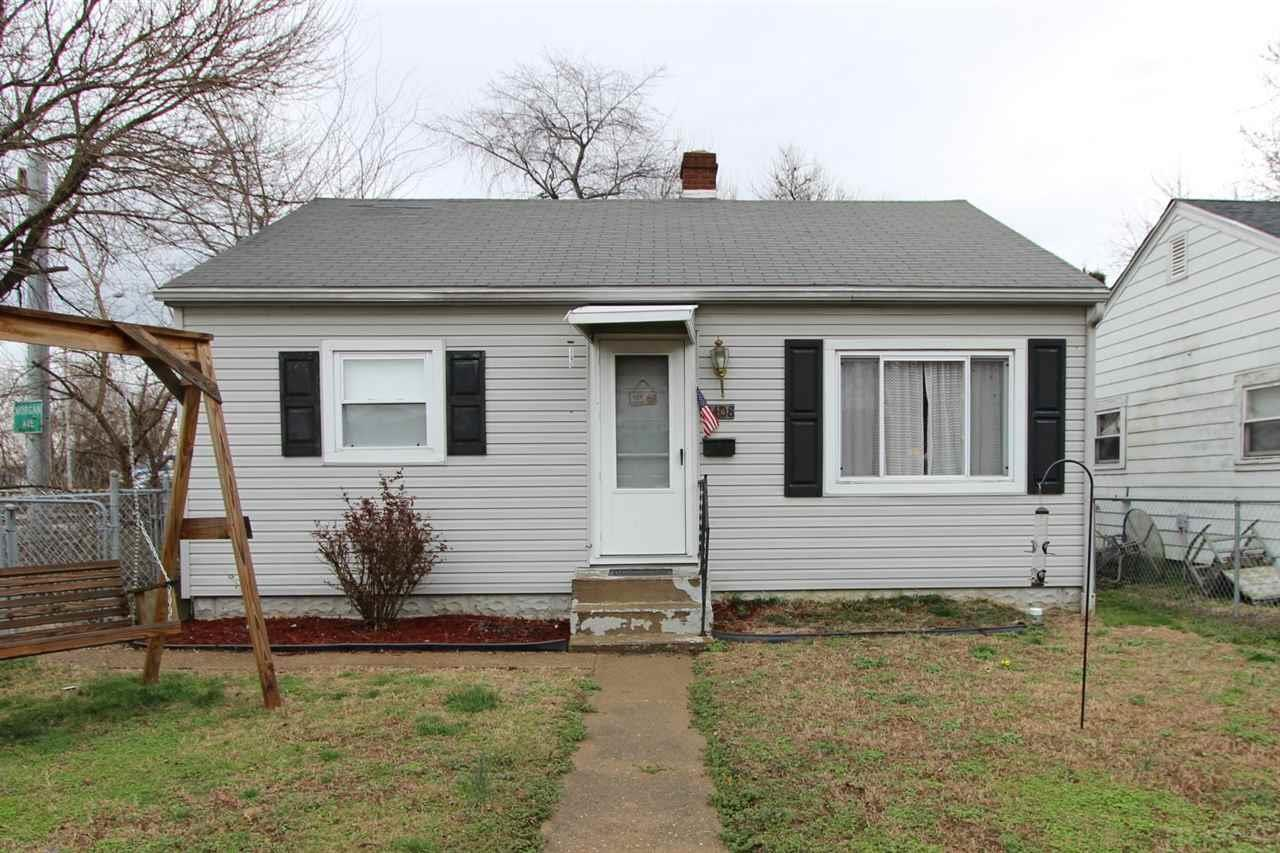 1408 E Tennessee, Evansville, IN 47713