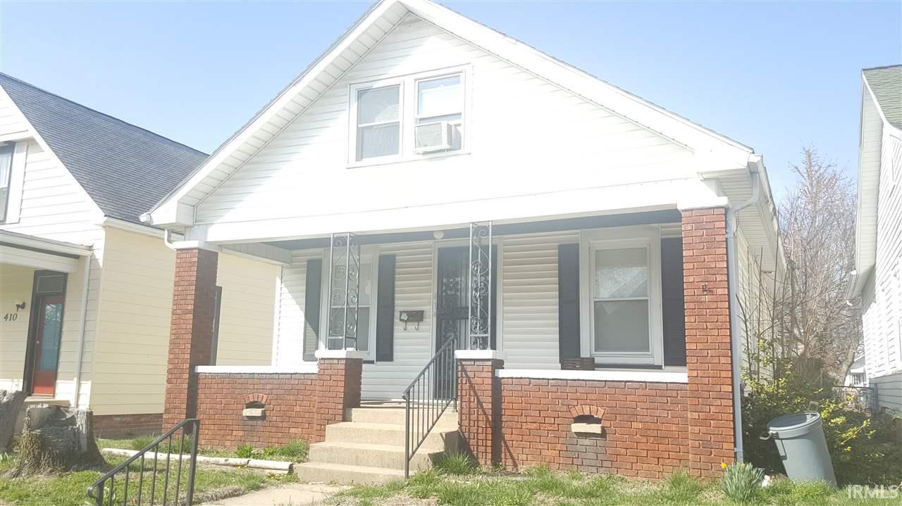 414 Reis Avenue, Evansville, IN 47711