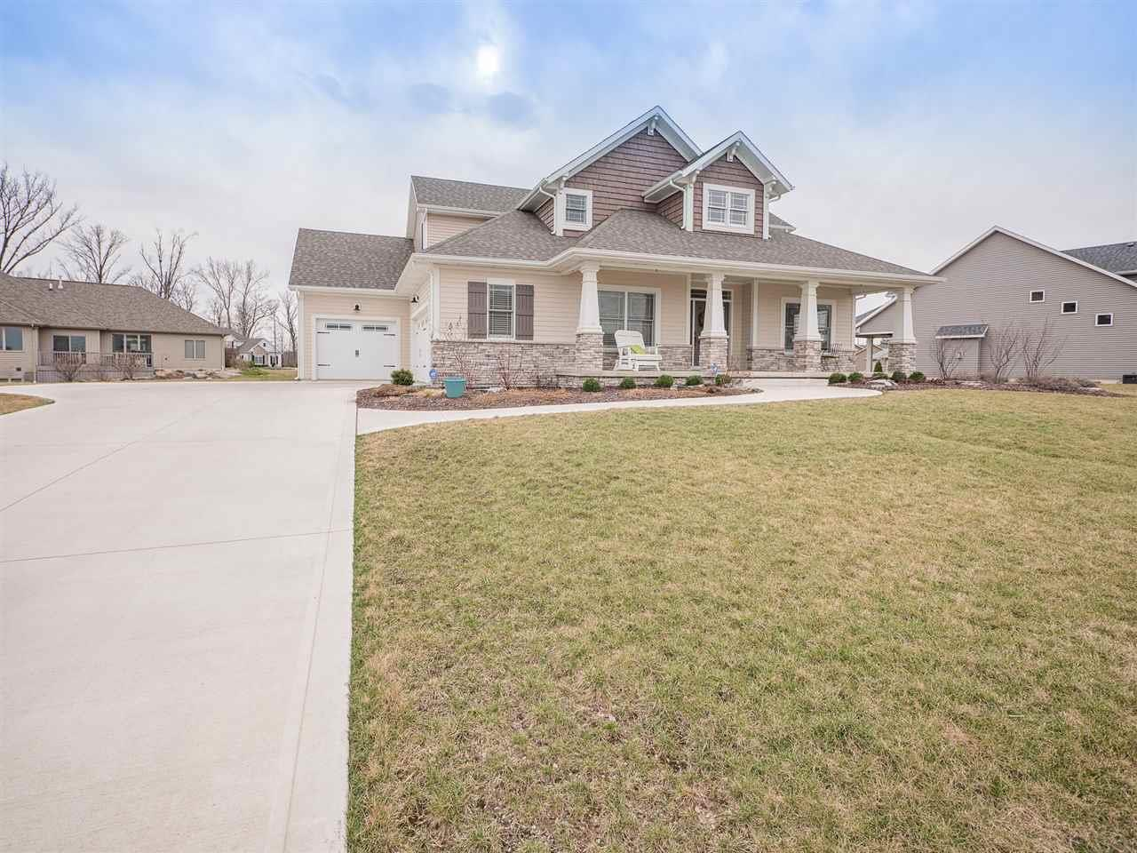 15229 Harrison Fields Boulevard, Fort Wayne, IN 46814