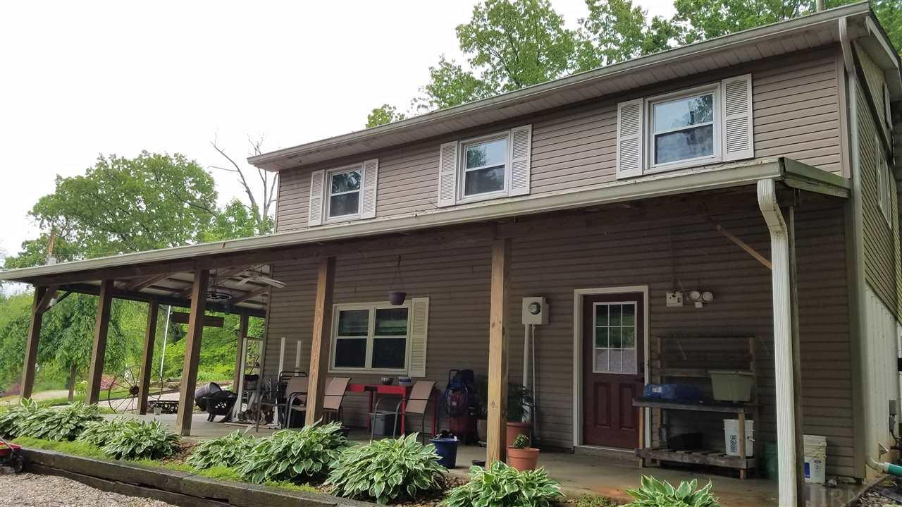 14585 Dover Hill, Loogootee, IN 47553