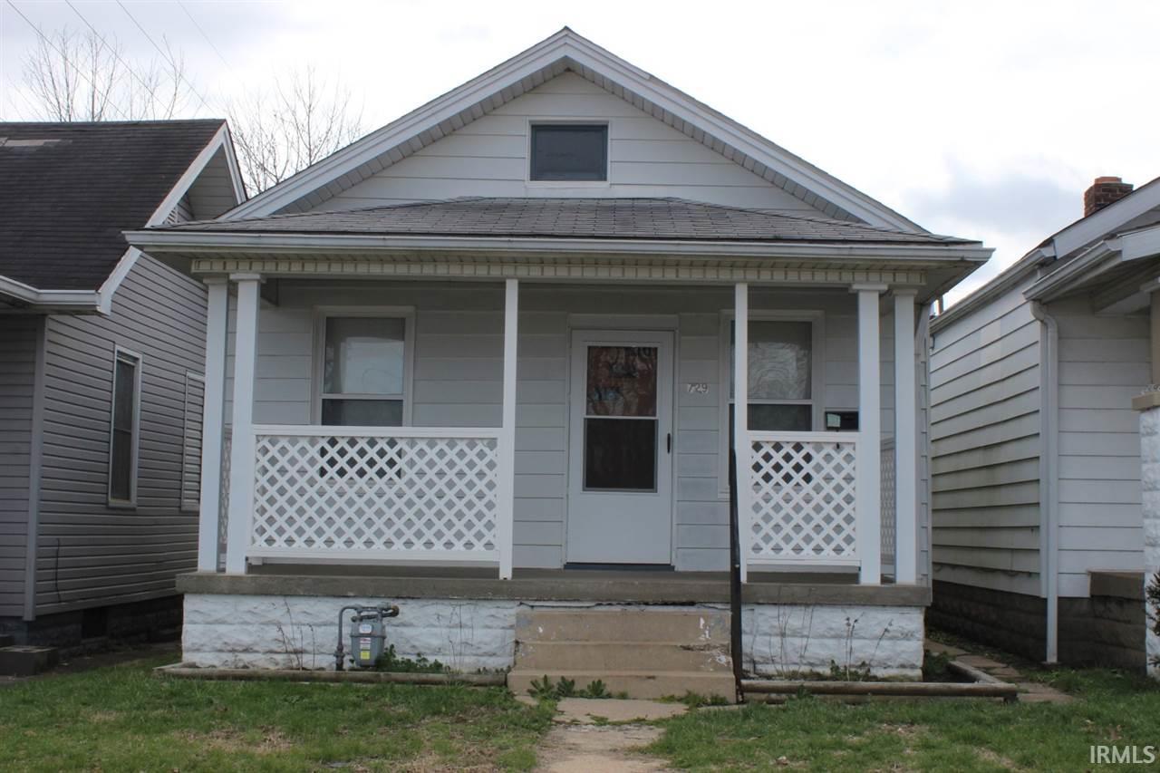 729 E Missouri, Evansville, IN 47711