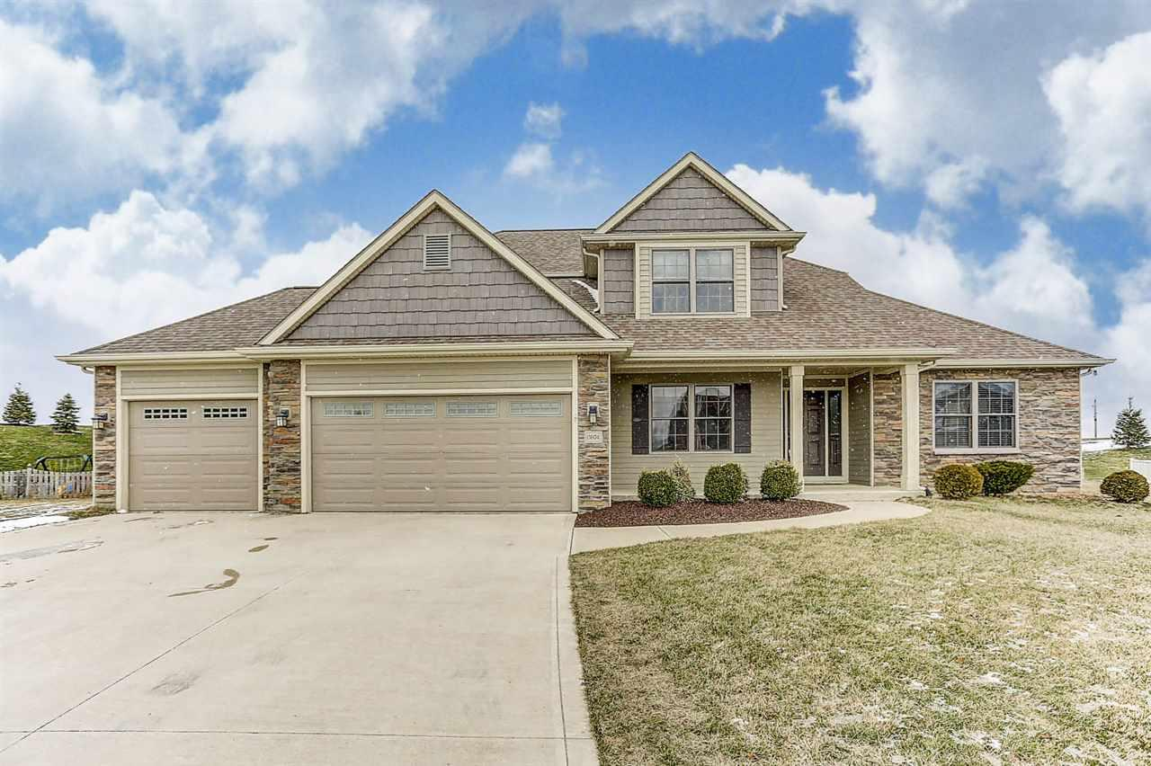 13604 Sandstone Court, Fort Wayne, IN 46814
