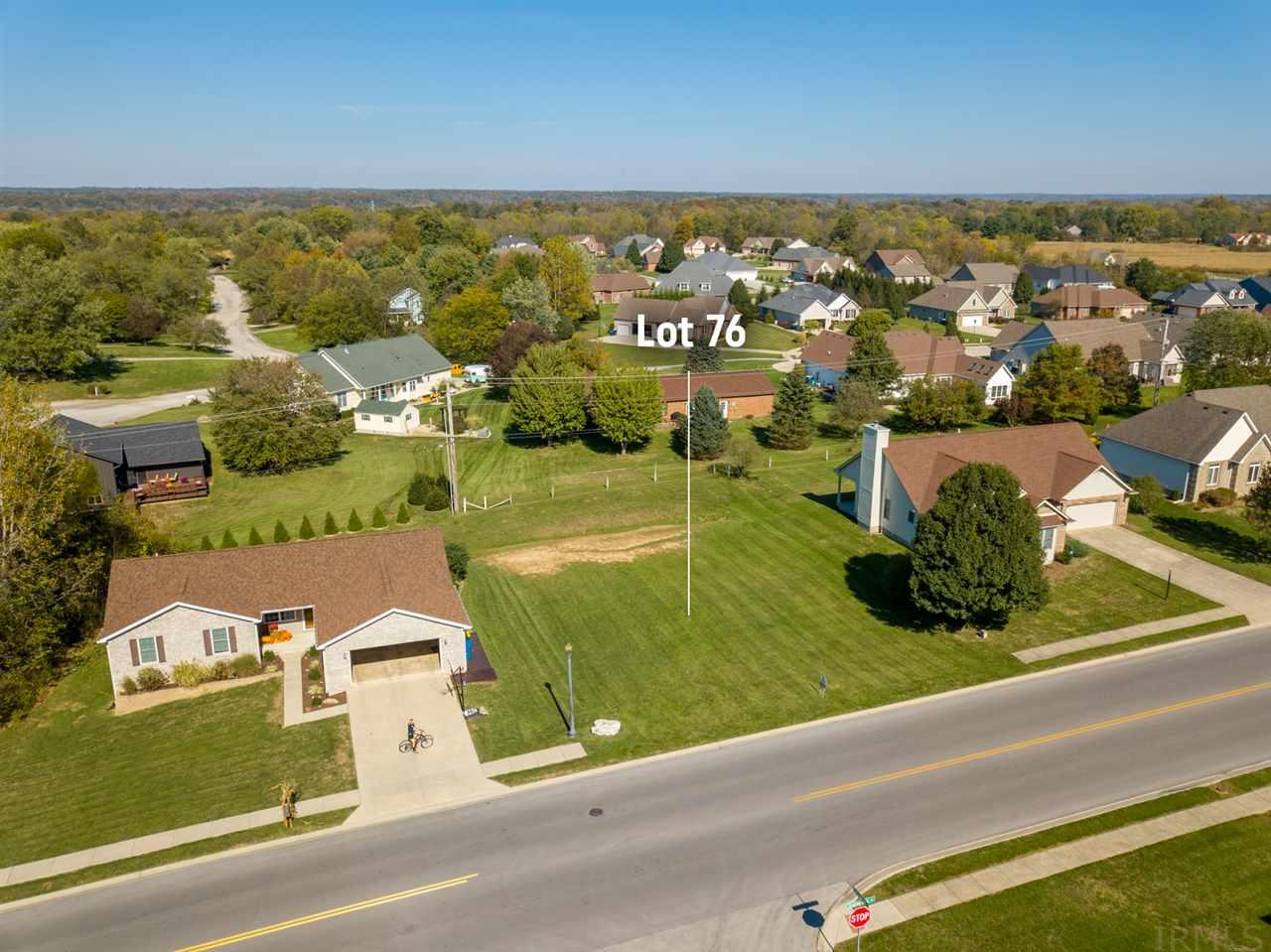 1043 Shadowlawn Dr - Lot 76, Greencastle, IN 46135