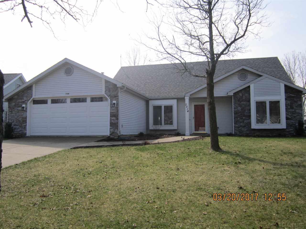 7314 Wood Meadows Lane, Fort Wayne, IN 46835