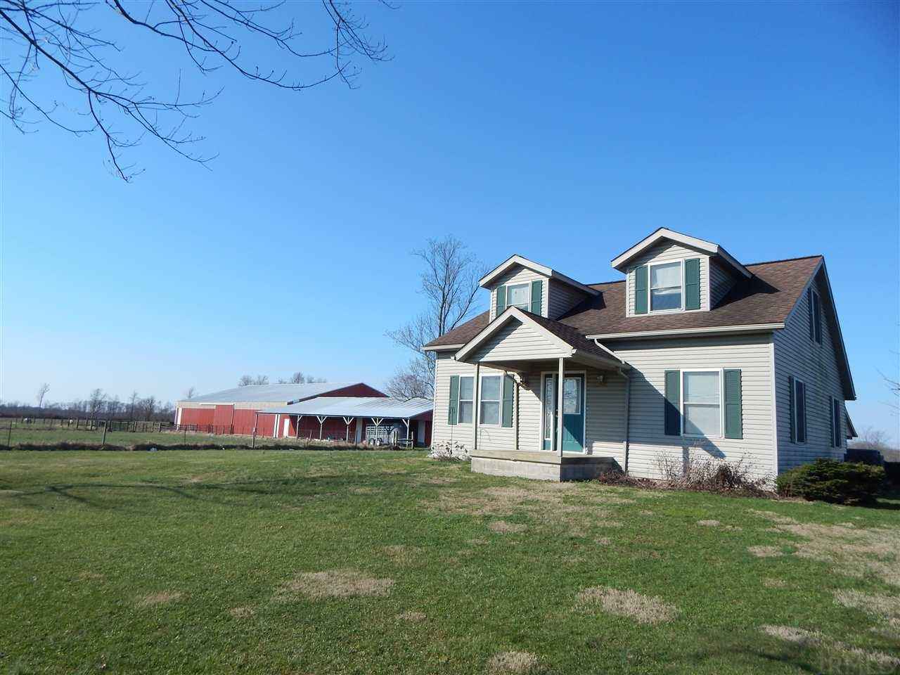 10390 ST RD 58 E, Norman, IN 47264