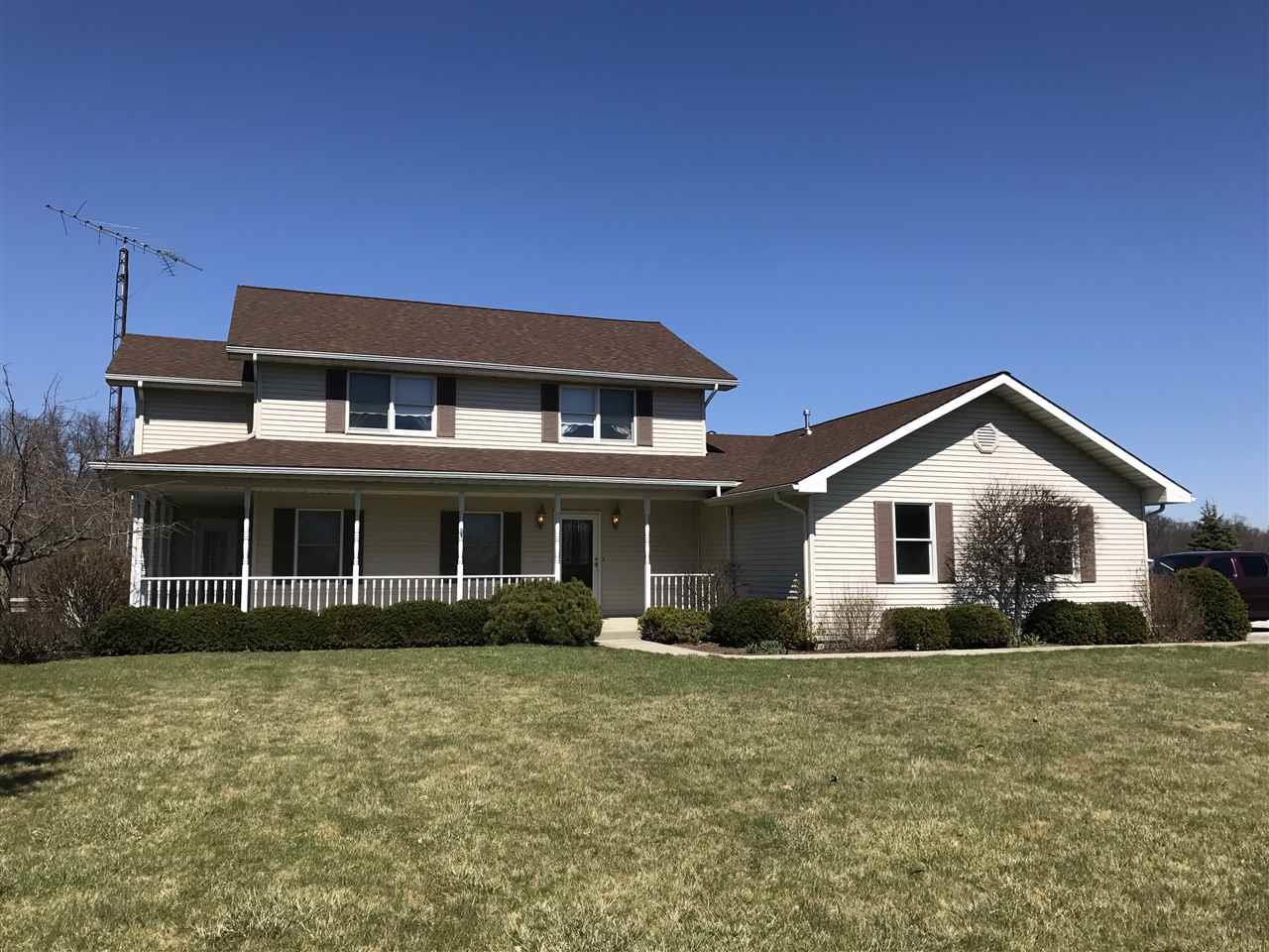 10701 E 600 S, Upland, IN 46989