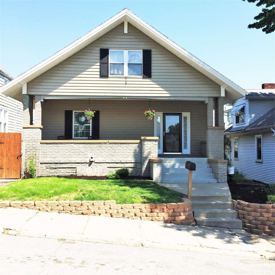2607 Forest Ave, Evansville, IN 47712