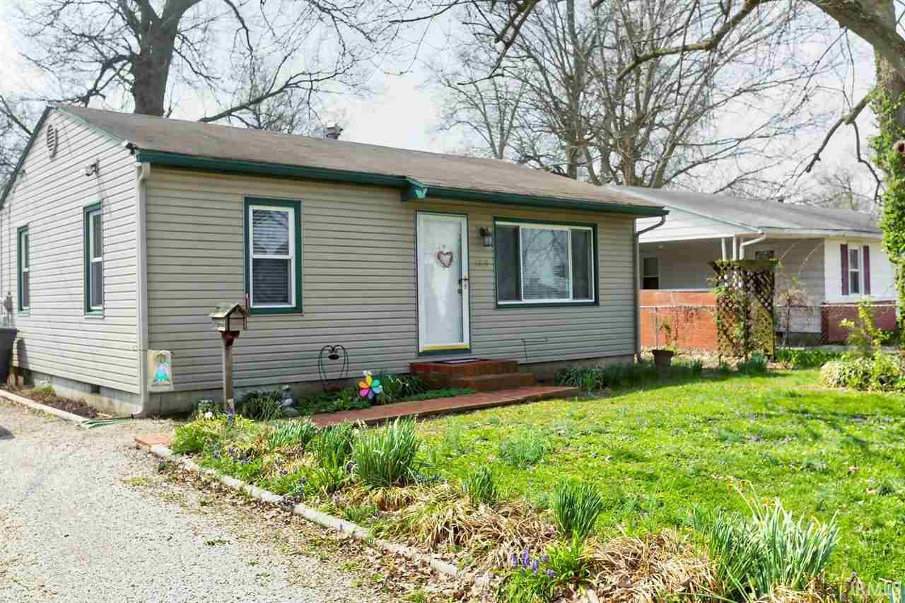 1809 Culverson, Evansville, IN 47714
