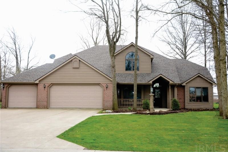 208 Oak Forest, Bluffton, IN 46714