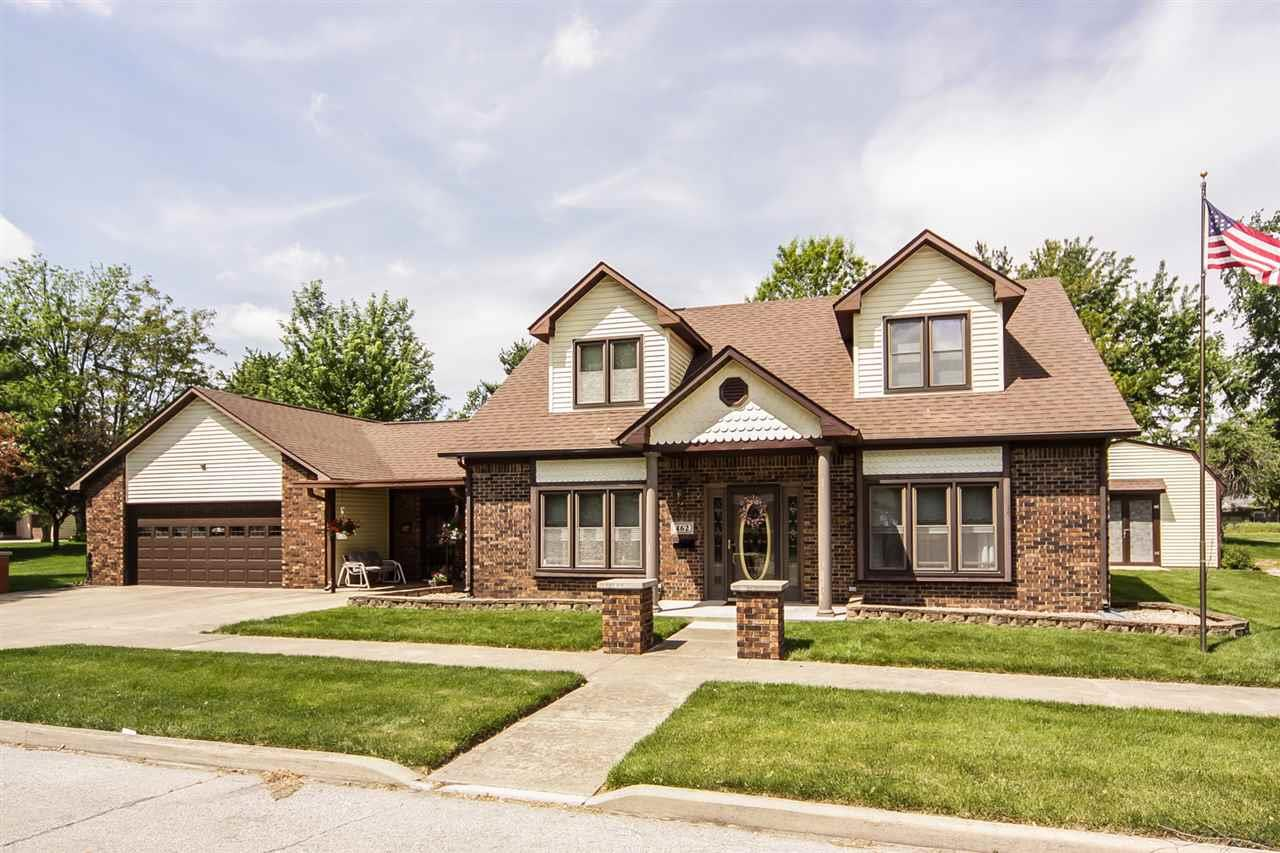 462 N Independence, Tipton, IN 46072