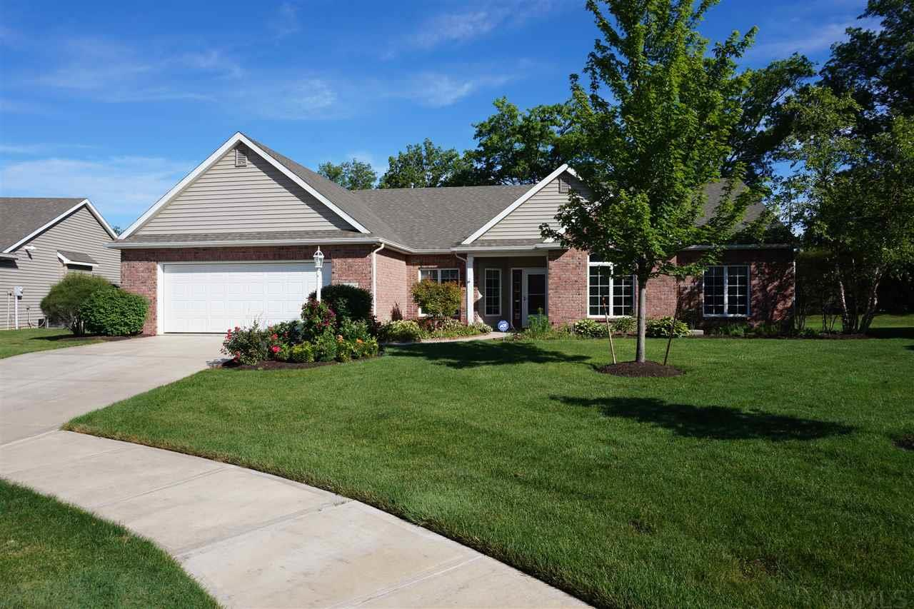 4327 Foxknoll Cove, Fort Wayne, IN 46835