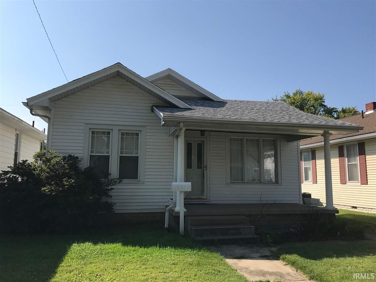 841 E Parkland, Evansville, IN 47711