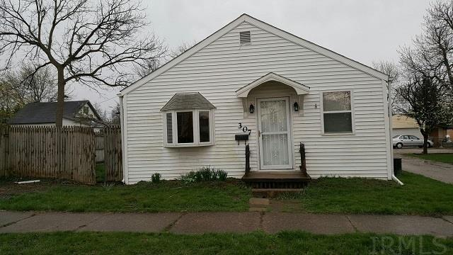 307 W Boone, Frankfort, IN 46041