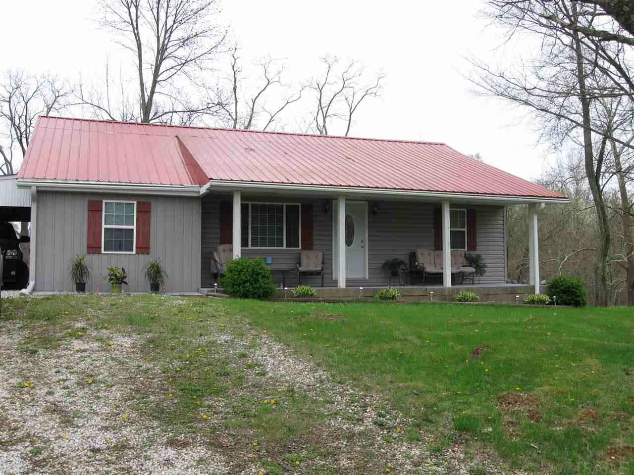 1790 Harrodsburg, Springville, IN 47462