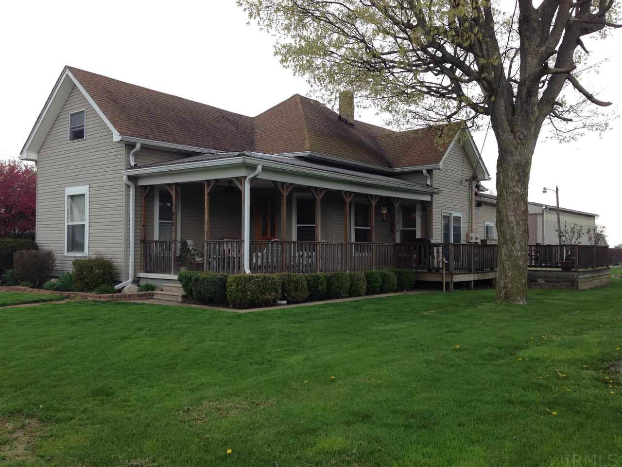 412 W Meridian, Sharpsville, IN 46068