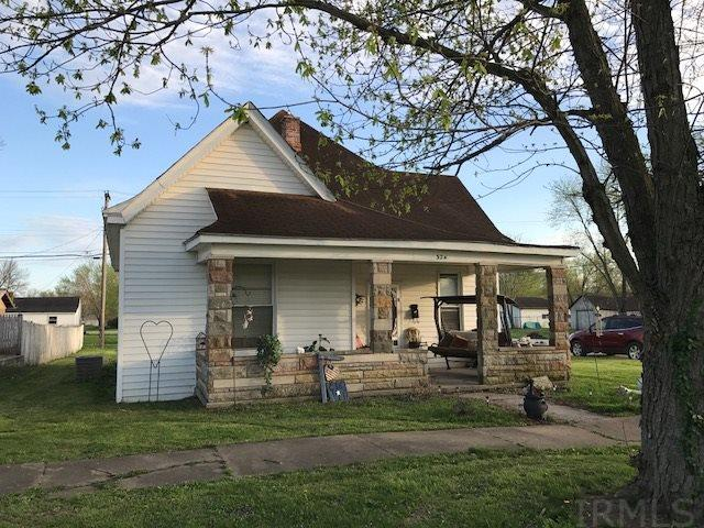 324 W Frank St, Mitchell, IN 47446