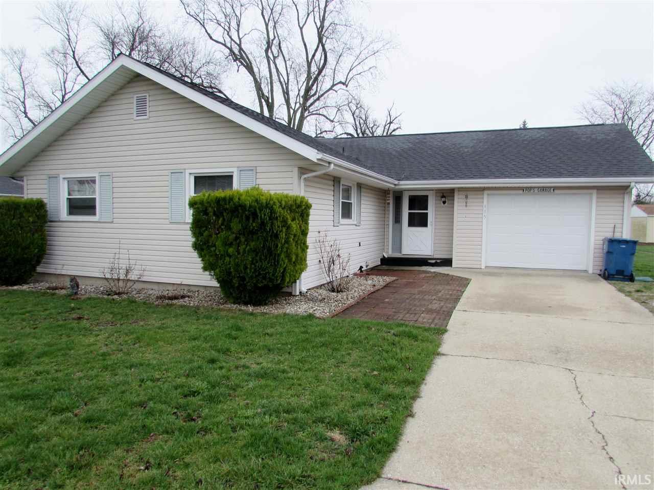115 N Illinois, Remington, IN 47977