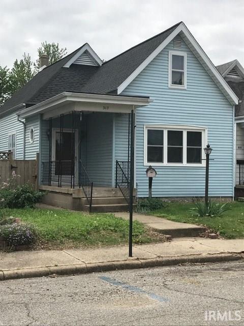 317 E Iowa, Evansville, IN 47711