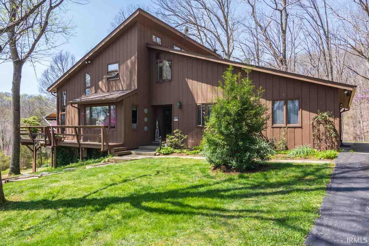 2850 N Brummetts Creek, Bloomington, IN 47408