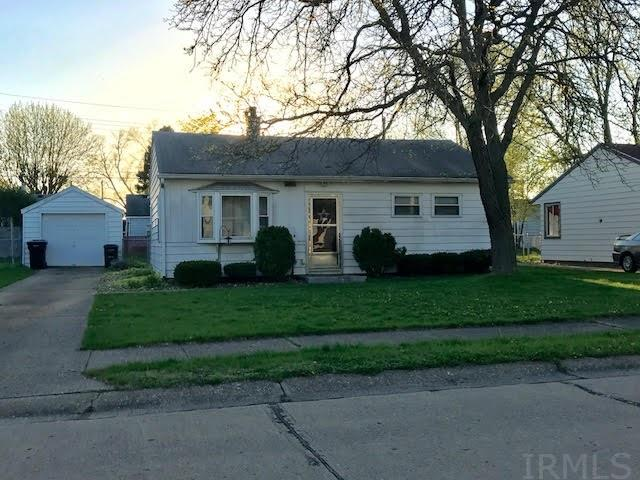 3627 Whitcomb Avenue, South Bend, IN 46614