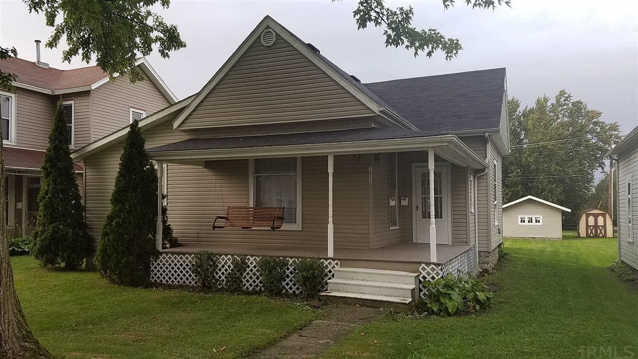 1023 W Wabash, Bluffton, IN 46714