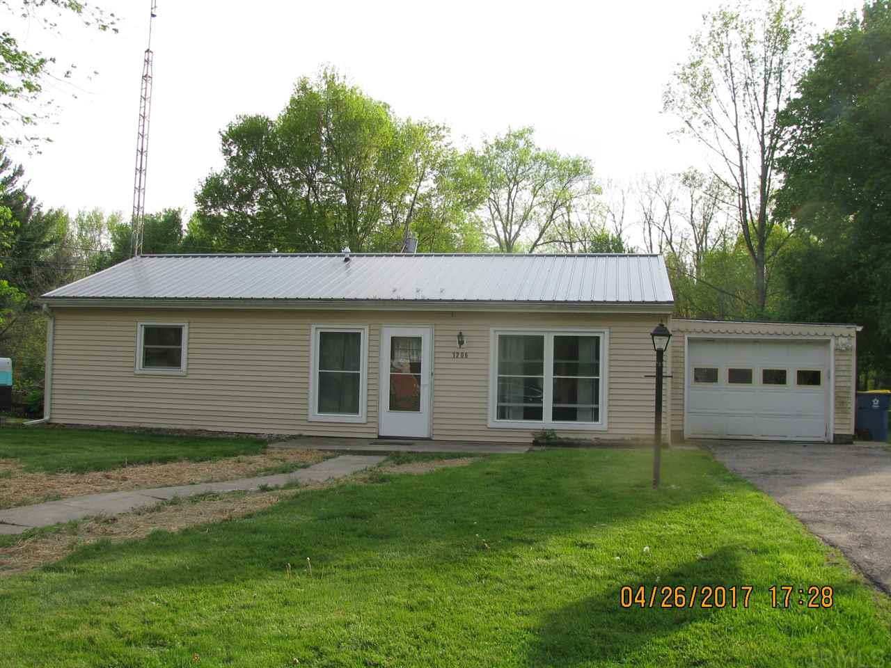 1206 Sunset Drive, North Manchester, IN 46962