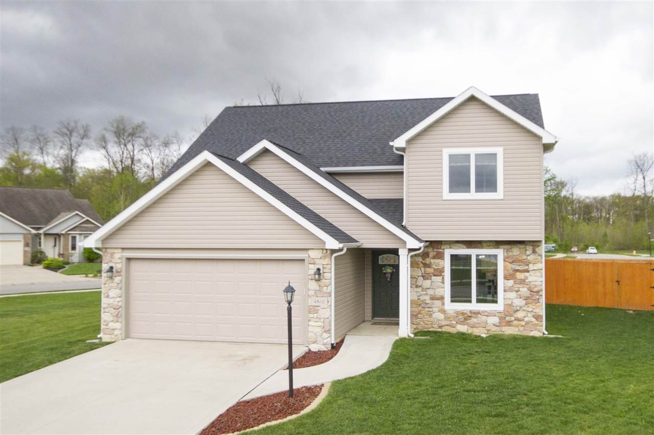 4868 Pinestone, New Haven, IN 46774