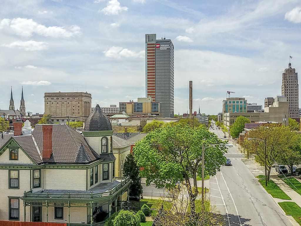 426 E Wayne, Fort Wayne, IN 46802