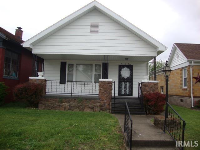 403 Keck, Evansville, IN 47711