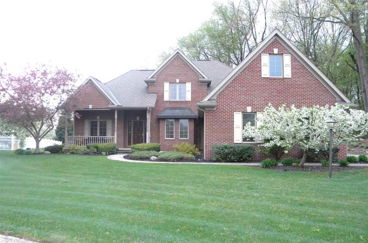 26249 Woodsong Court, South Bend, IN 46628