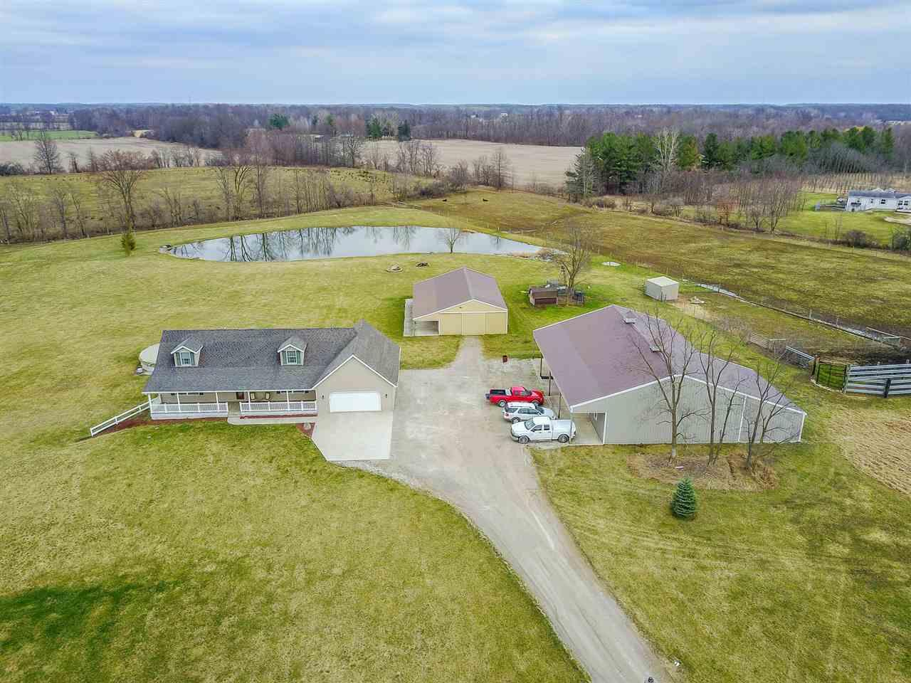 6603 County Road 45, Spencerville, IN 46788