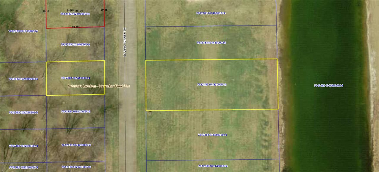 LOT 42 LN 230A Turkey Lk, Hudson, IN 46747