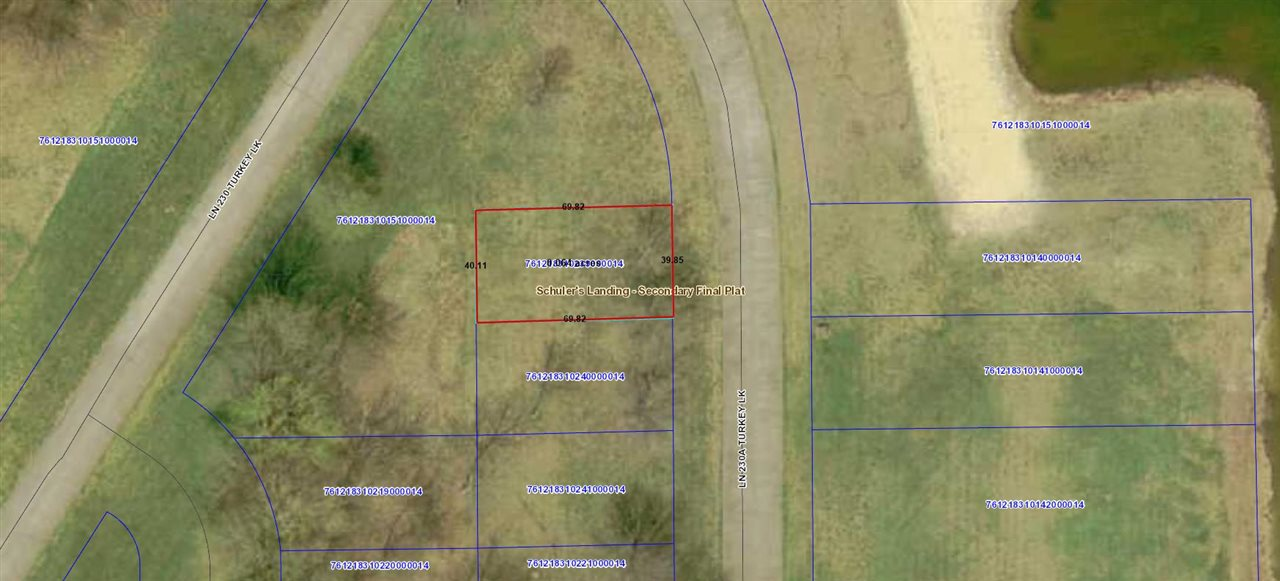 Lot 39A Ln 230A Turkey Lk, Hudson, IN 46747