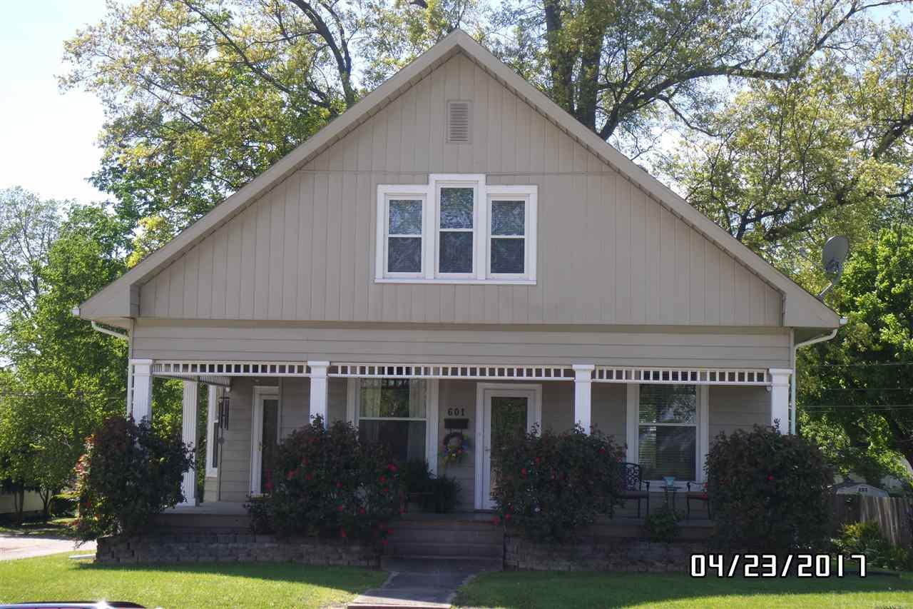 601 Canal, Mount Vernon, IN 47620