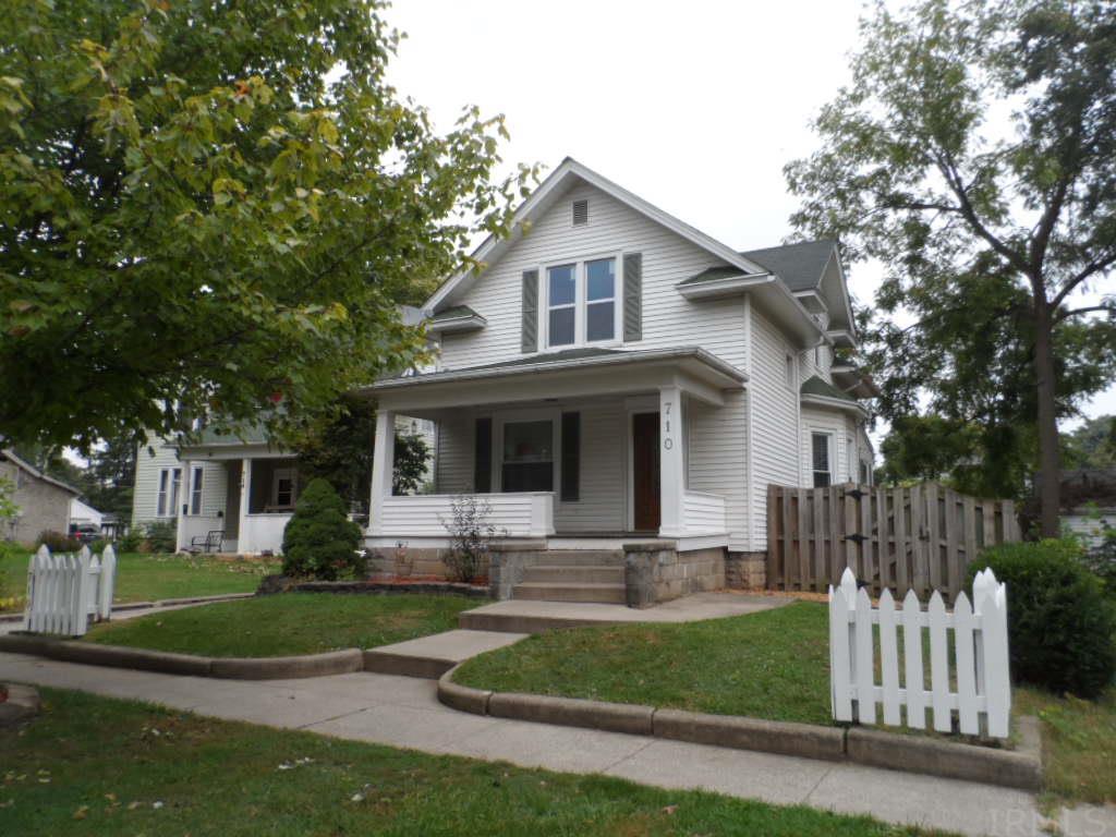 710 N Jackson, Auburn, IN 46706