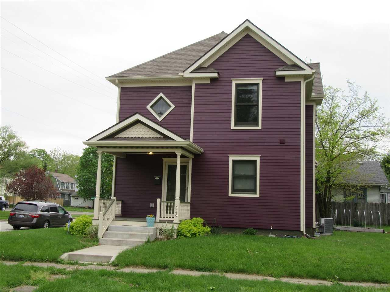 628 N Scott South Bend, IN 46616