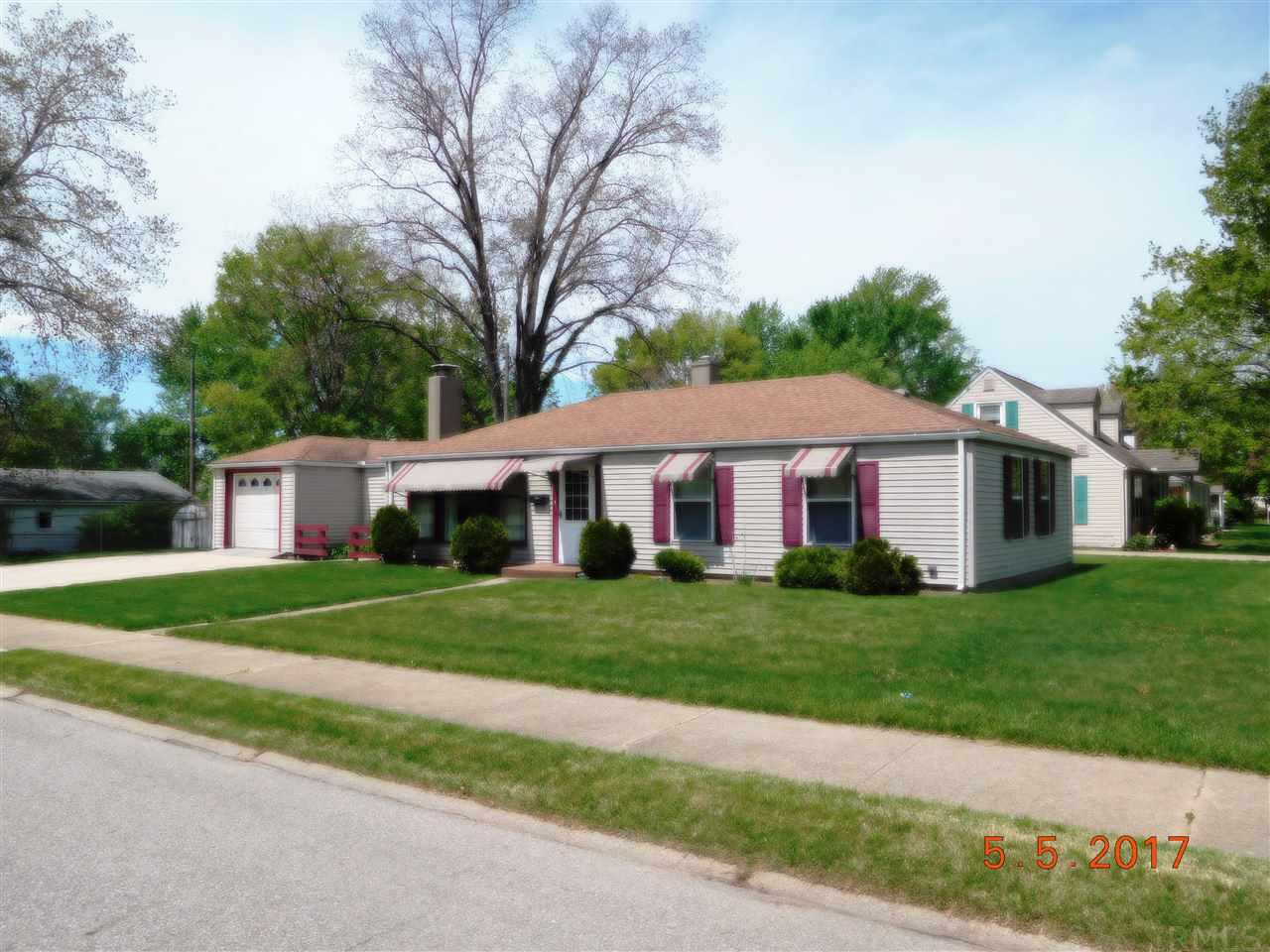 1811  Irvington South Bend, IN 46614