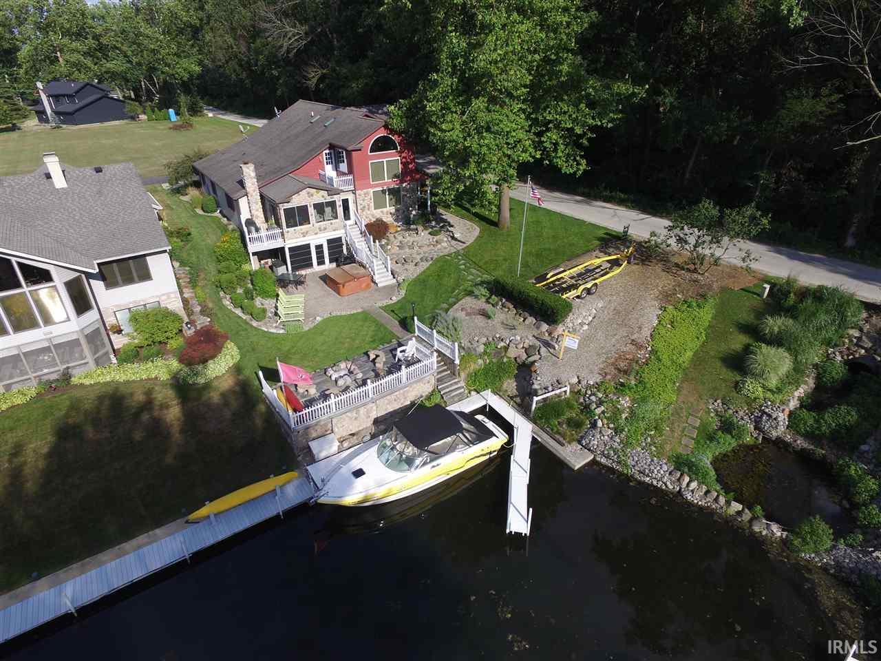8076 E Quiet Harbor Syracuse, IN 46567