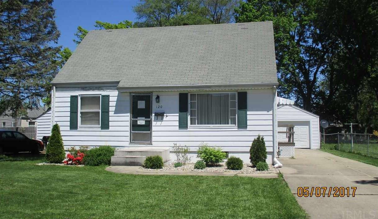 120 S Gladstone South Bend, IN 46619
